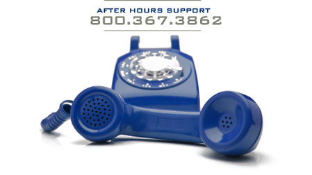 After Hours Support 800.367.3862