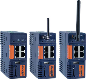 eWON - Industrial VPN Routers: Remote Access & Data Services